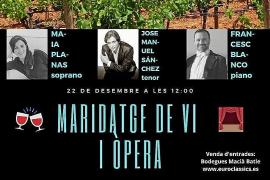 Bodega Macià Batle lädt zu Wein und Opernklängen