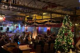"""Mehr als 100 Bedürftige nahmen das Angebot im Restaurant """"12 Apostel"""" an der Playa de Palma in Anspruch."""
