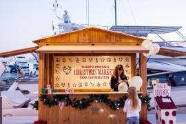 Weihnachtsmarkt in Puerto Portals eröffnet