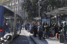 Neues Bussystem in Palma lässt App kollabieren