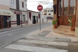 Hauptstraßen von Cala Rajada jetzt barrierefrei