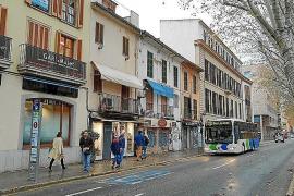 Einzelhändler an der Rambla sauer über neuen Busplan
