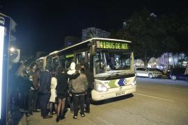 So fahren Palmas Nachtbusse Weihnachten und Silvester