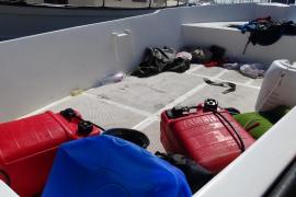 Drei Flüchtlingsboote erreichen die Balearen-Küsten