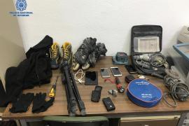 Serieneinbrecher in El Molinar festgenommen