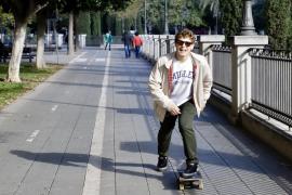 Mallorca-Skater will zu Olympia in Tokio