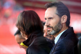 Vicente Moreno konnte mit Real Mallorca zweimal in Folge aufsteigen.