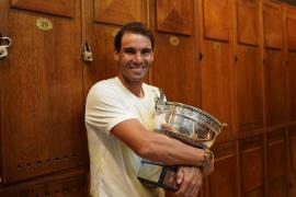 Zwölfmal hat Rafael Nadal bereits die French Open in Paris gewonnen.