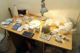 Lieferdienst auf Mallorca als Drogenkurier genutzt