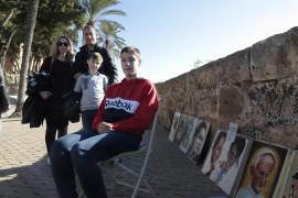 Touristen stürmen Palma zwischen den Jahren