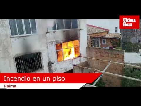 Haus in Palma brennt während Bewohner schlafen