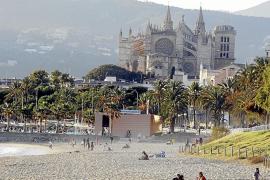 In Deutschland ist es grau, auf Mallorca wird's 17 Grad warm