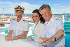 Traumschiff-Folge aus Menorca erreicht Quotenerfolg
