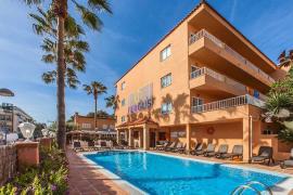 Playa-de-Palma-Hotel Fergus: Neues Stockwerk, neuer Name