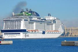 Zahl der Kreuzfahrtschiffe sinkt