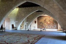 Almudaina-Palast wird Besuchermagnet