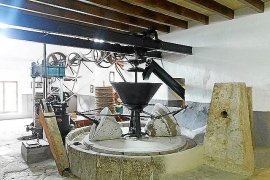 Spannende Blicke in eine alte Ölmühle