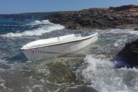 Wieder Migrantenboot vor Mallorca aufgespürt