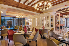 "Stilvolles Ambiente im ""Hotel Gloria de Sant Jaume"" in Palma."