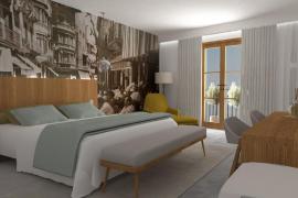 """Das Hotel """"Can Guixe"""" entstand in einer ehemaligen Bäckerei."""