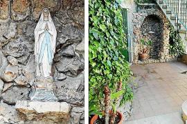 Jungfrauen-Statue aus Kirche in Arenal gestohlen