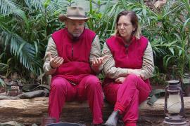 Daniela Büchner nervt andere im Dschungelcamp