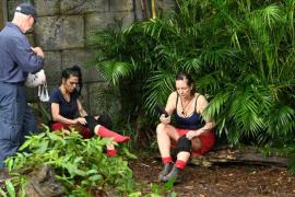 Daniela Büchner immer isolierter im Dschungelcamp