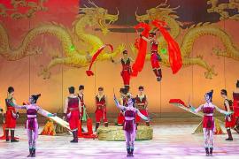 Eine Traumreise mit China-Akrobaten