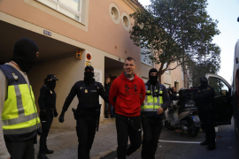 "Polizisten führen Mallorca-Boss der ""United Tribuns"" ab"