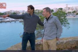 Nadal zeigt sein Mallorca-Anwesen im US-Fernsehen