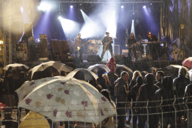 Sturmtief könnte Sant-Sebastià-Konzerte verhageln