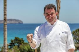 Martín Berasategui hält aktuell mit seinen Restaurants zwölf Michelin-Sterne.