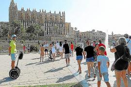 Palma will seine Touristen in der City besser verteilen