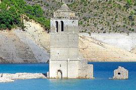 Fast die Hälfte der Bergdörfer in den Pyrenäen sind verfallen oder wurden von Stauseen überflutet.