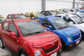 Auto-Zulassungen auf Balearen zurückgegangen