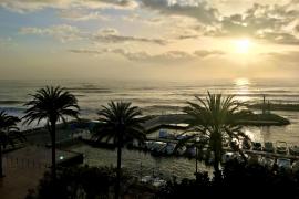 Neuer Sturm zum Glück nicht in Sicht auf Mallorca