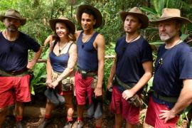 Büchner und Ottke giften sich im Dschungelcamp an