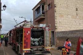Kind stirbt bei Hausbrand in Vilafranca