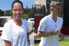 Schweinsteiger und Ivanovic weiter auf Mallorca unterwegs