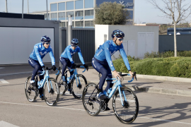 Mallorca, der Nabel der Radsport-Welt