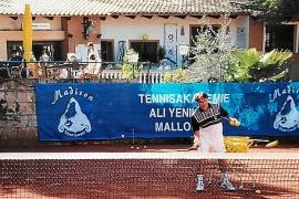 Begonnen hat das Paar seine Mallorca-Zeit mit einer Tennisakademie in Costa de la Calma.