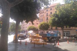 Drei Wohnviertel in Palma ohne Trinkwasserversorgung