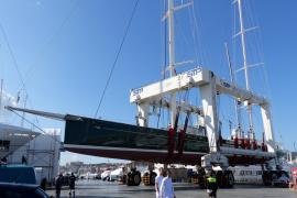 Yachtwerften im Hafen von Palma verbuchen Rekorde