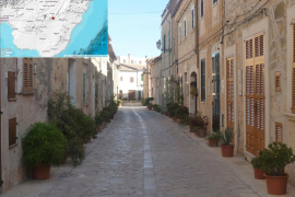 Leichter Erdstoß in der Mitte von Mallorca registriert