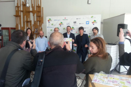 """""""Blondie""""-Erfinder zeigt sich auf Mallorca"""