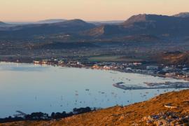 Ruhiges Traumwetter bei fast 20 Grad auf Mallorca