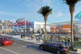 Großrenovierung im Shopping Center Porto Pí