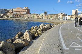 Anwohner über Zustand der Küste bei Molinar entrüstet