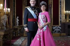 König Felipe VI. und Königin Letizia.