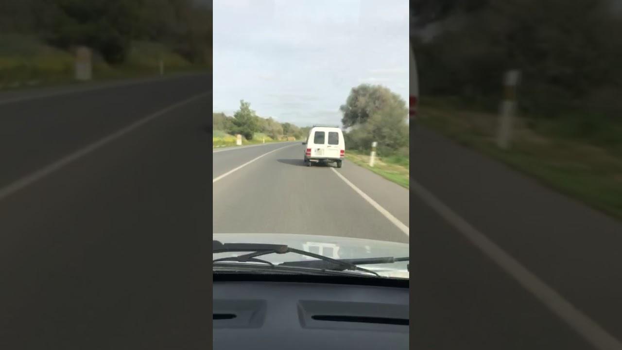 Guardia Civil sucht gefährlichen Fahrer